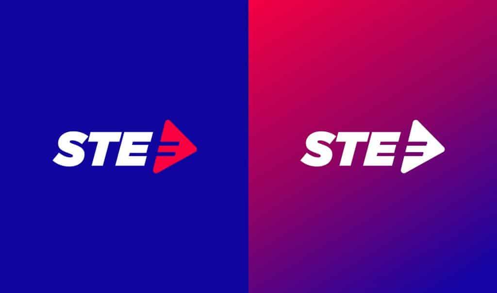 STE logos